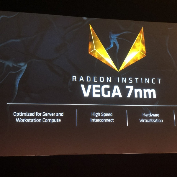 Kartu Grafis AMD Vega 7nm Sangat Impresif, Tapi Bukan Untuk Gaming