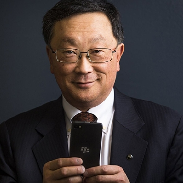 CEO Blackberry Optimis Luncurkan 2 Smartphone Android Terbaru