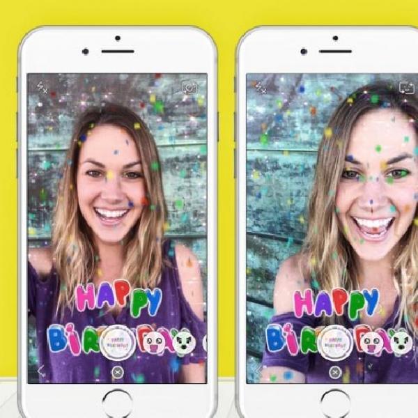 Snapchat Birthday Party, Membuat Hari Ulang Tahun Semakin Istimewa