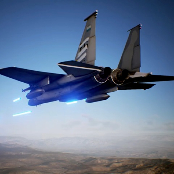 Ace Combat 7 Siap Bertempur di Udara