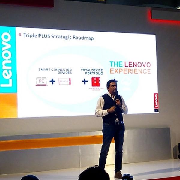 Lenovo Targetkan Konsumen Millennial