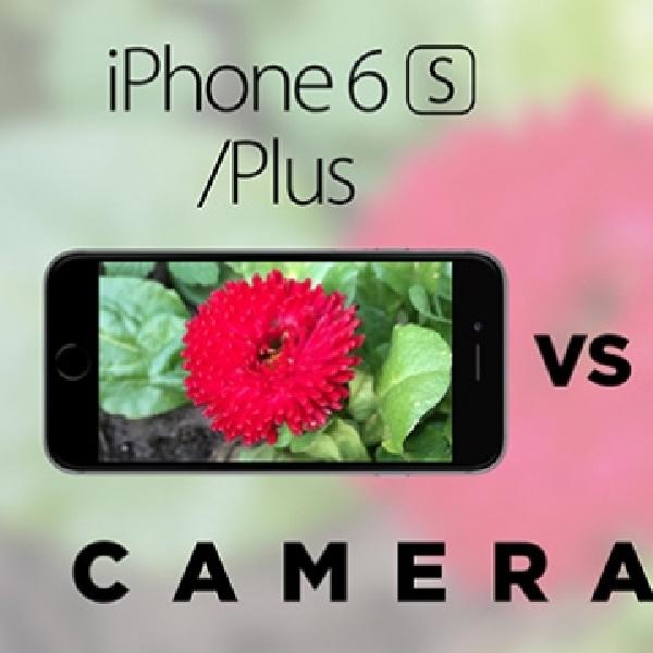 Adu Tangguh Kamera Galaxy S7 Edge dan iPhone 6S Plus, Siapa Juaranya?