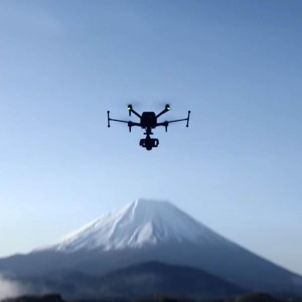 Airpeak S1, Drone Profesional Pertama Sony Diluncurkan
