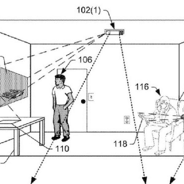Amazon Terpantau Kembangkan Ruangan Augmented Reality