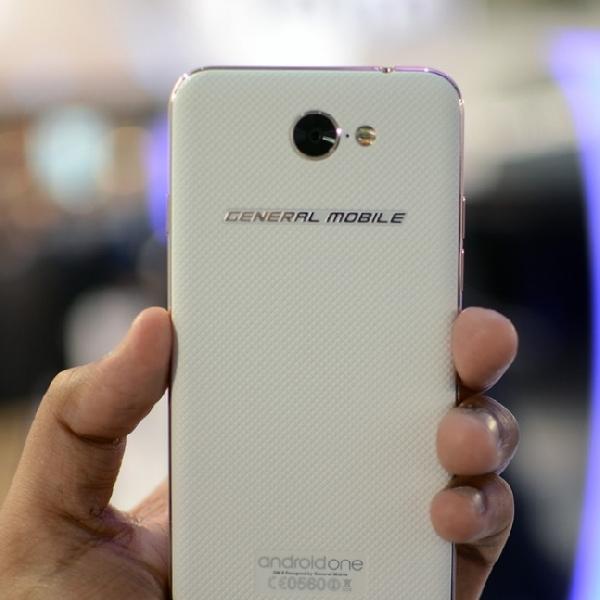 Android One Bangkit Lagi, Ini Smartphone Terbarunya, GM6