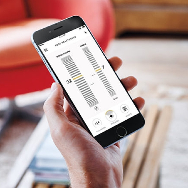 Bose Hearphone Mampu Redam Kebisingan Berlebih