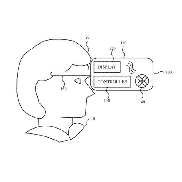 Apple Akan Memasukan Teknologi Air Conditioning Ke Dalam Headset VR