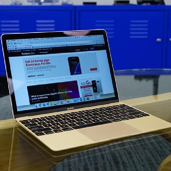 Usai Luncurkan iPad Pro 9.7 dan iPhone SE, Apple Siapkan MacBook Baru