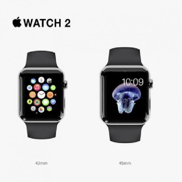 Usung Desain Lebih Tipis, Apple Watch 2 Siap Debut Di WWDC 2016