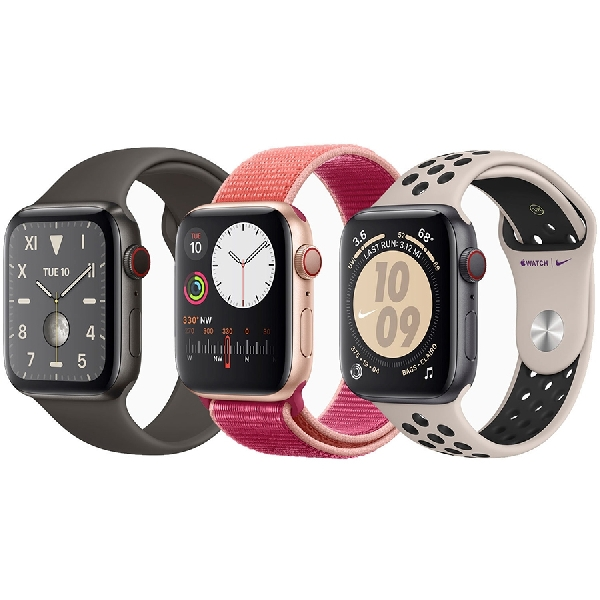 Apple Resmi Luncurkan Apple Watch 5