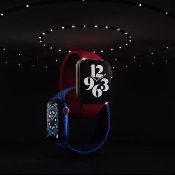 Apple Watch Series 6 Miliki Kemampuan Mengukur Tingkat Oksigen Darah