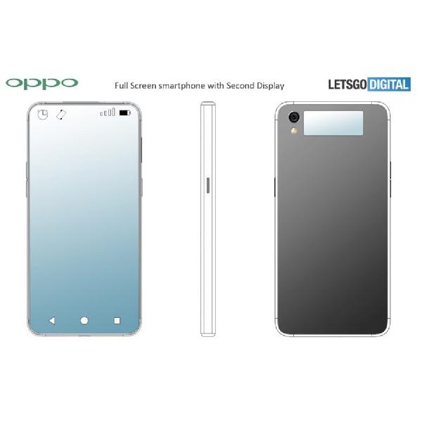 Oppo Pertimbangkan Membuat Ponsel dengan Dua Layar