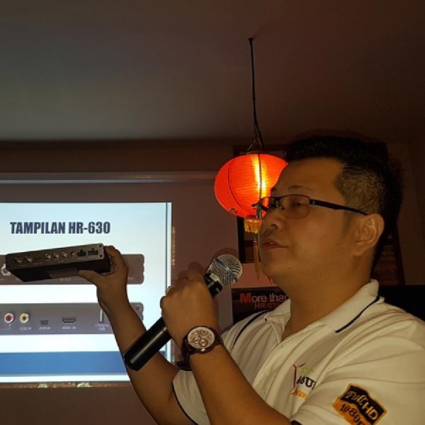 ASUKA HR-630, Kecanggihan HD TV Digital Dalam Mobil