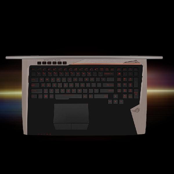 ASUS ROG G701V, Tak Sekedar Gaming tapi Lifestyle