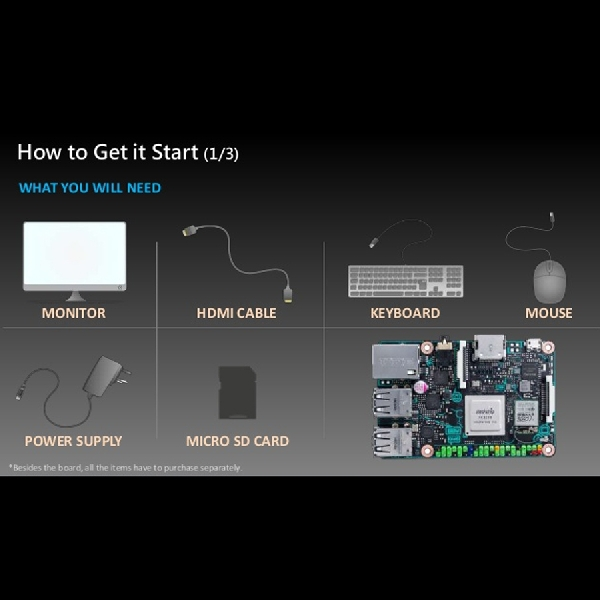 Ini Kelebihan Asus Tinker Board, Komputasi Mini Saingan Raspberry Pi