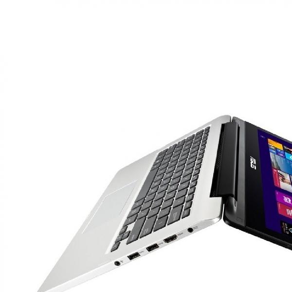 ASUS VivoBook Flip TP200, Notebook Dengan Empat Wujud