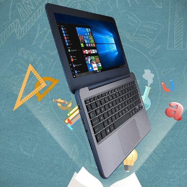 Tahan Banting, Ini Laptop Windows 10 S Perdana Asus