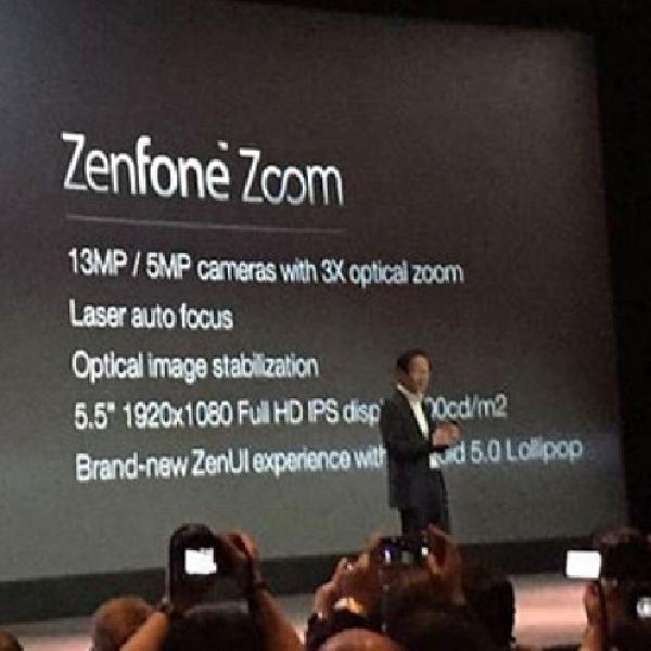 ZenFone Zoom Sudah Lewati Tes Uji Coba