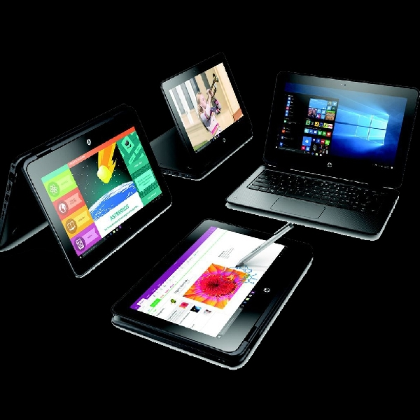 Tancap Gas, Acer Dan HP Rilis Laptop Windows 10 S
