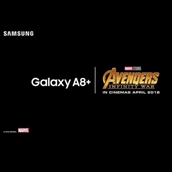 Samsung Hadirkan Galaxy A8+ Avengers