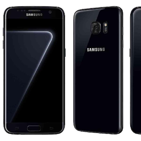 Samsung Resmi Kenalkan Galaxy S7 Black Pearl