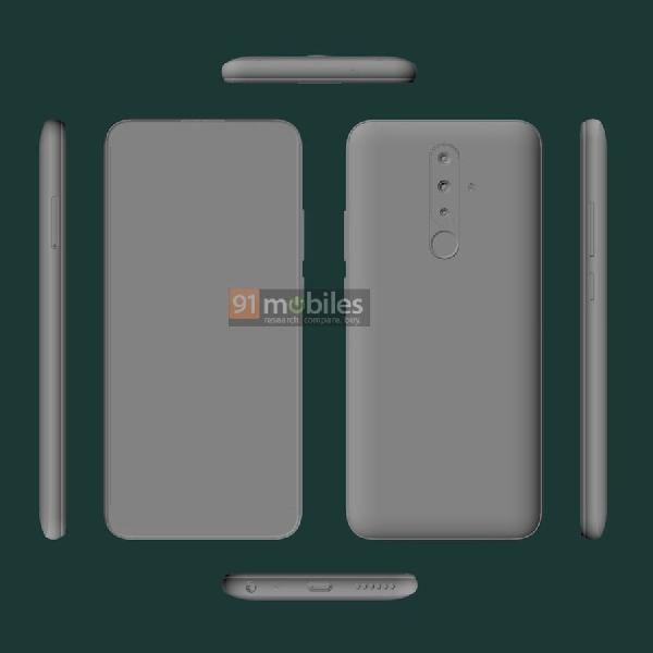 Bocor, Begini Penampakan Desain Nokia 4,3