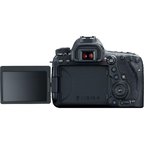 Tahan Air Dan Debu, Suksesor Canon EOS 6D Tampil Lebih Gahar