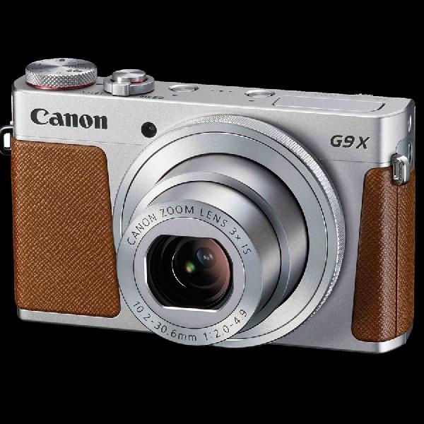 Canon Siap Lepas PowerShot G9 X Mark II Awal 2017