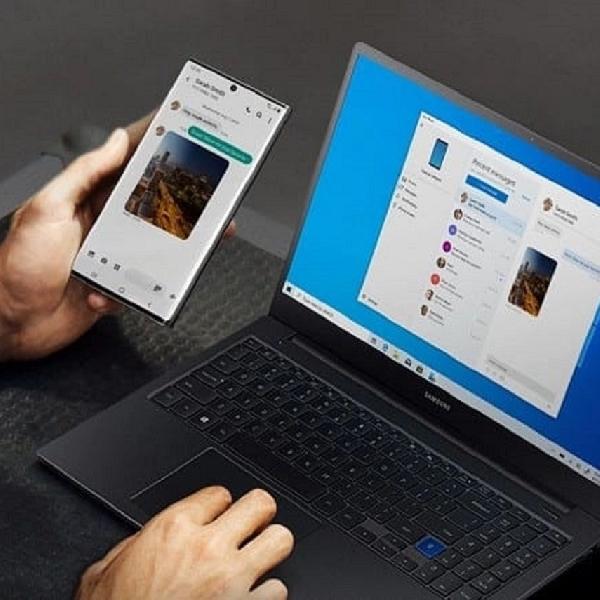 Cara Aktifkan Fitur Link to Windows di Galaxy S20