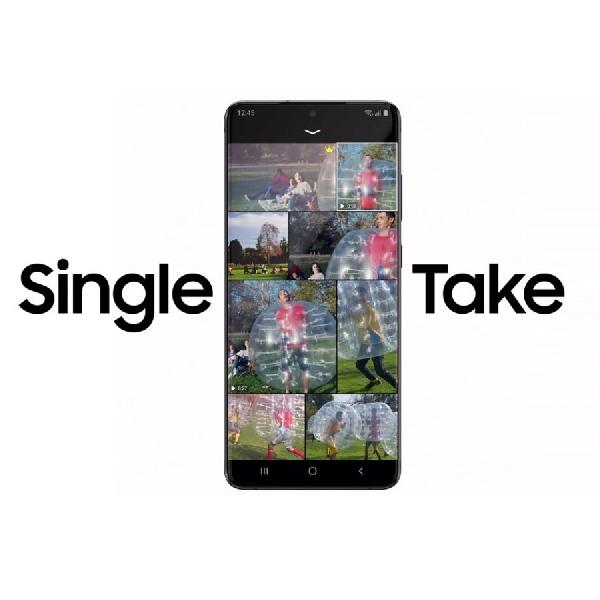 Cara Menggunakan Fitur Single Take di Galaxy S20