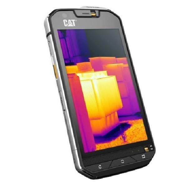 CAT S60, Smartphone Tangguh Berbekal Kamera Pencari panas