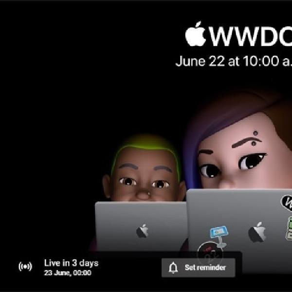 Apple WWDC Segera Dimulai, Ini Cara Ikuti Keynote Speechnya