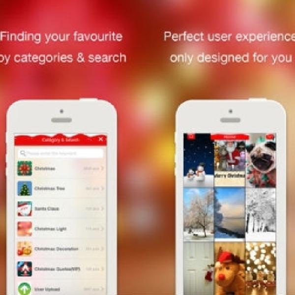 Ini Daftar Aplikasi Menyambut Natal di iOS dan Android