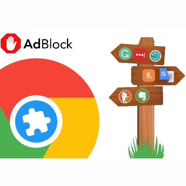 Hati-Hati, Ada Banyak Adblock Palsu yang Berbahaya di Chrome Web Store