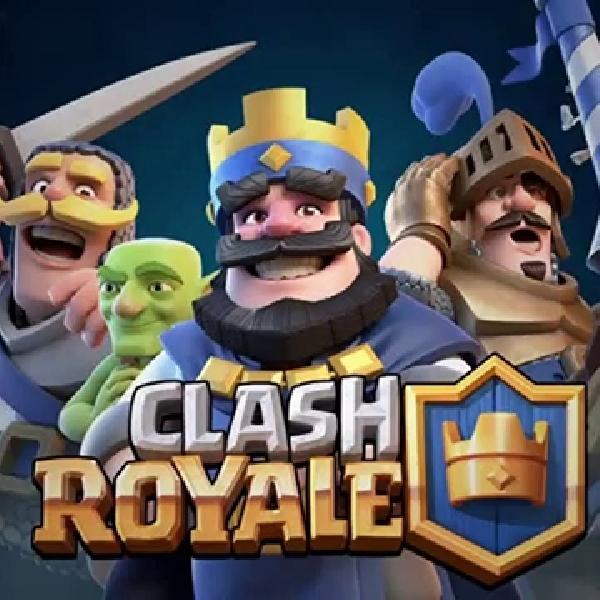 Sukses Dengan Game COC, Supercell Merilis Clash Royale