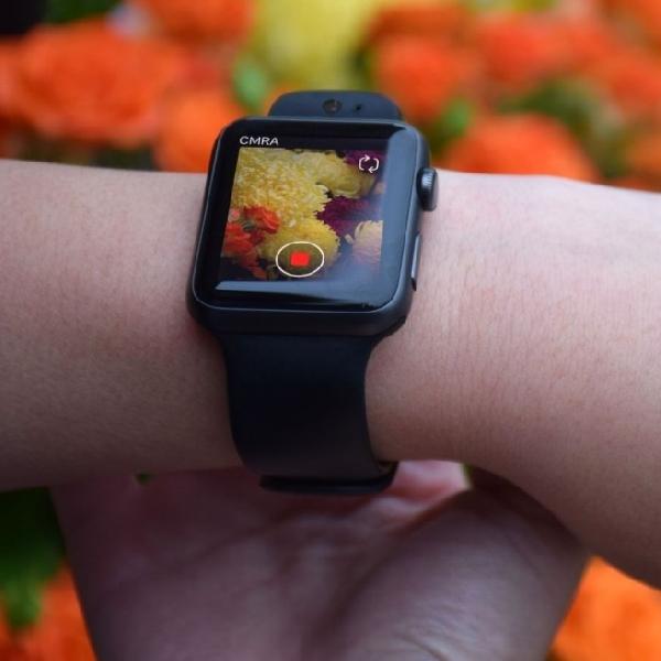 Bawa 2 Kamera, Strap Ini Bikin Apple Watch Bisa Memotret