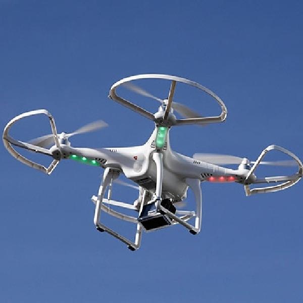 Twitter Akan Patenkan Cara Kendalikan Drone Lewat Tweet