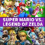 Mario dan Zelda Dapatkan Mode VR