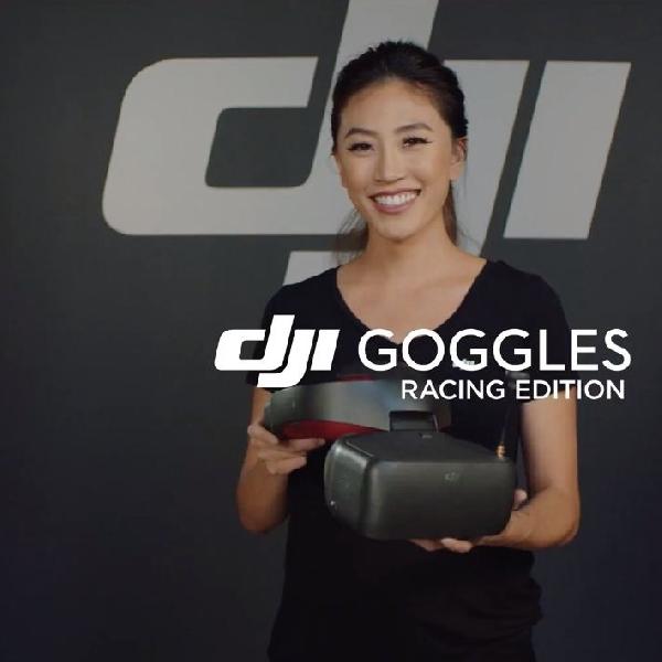 Pengalaman Drone Racing Menjadi Mudah, dengan DJI Goggles RE