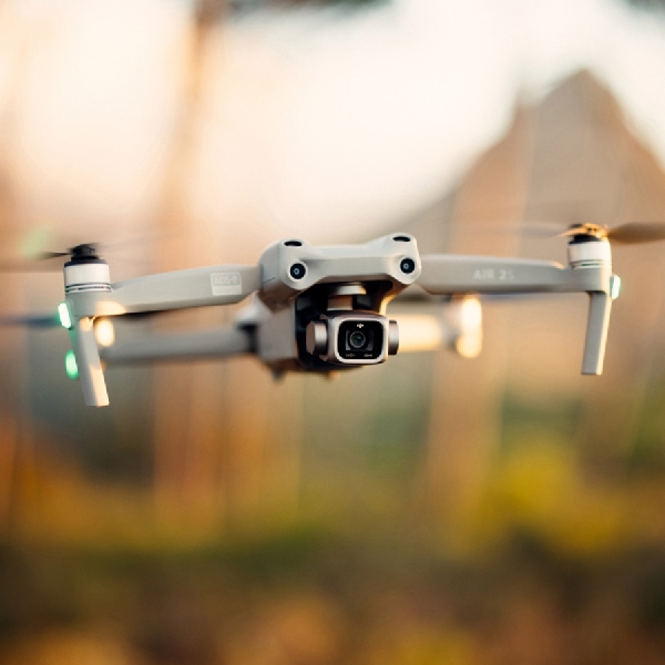 DJI Rilis Drone Air 2S Terbaru