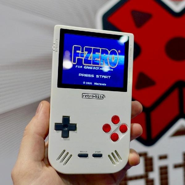 Usung Gaya Retro, Konsol Ini Mirip Dengan Game Boy