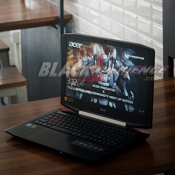 Acer Aspire VX5-591G - Disain Agresif, Kinerja Responsif