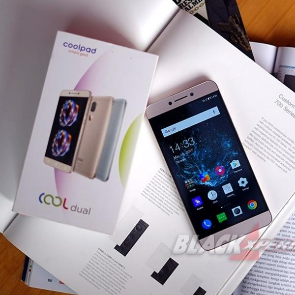 Coolpad Cool Dual - Andalkan Kamera Ganda Dan Layanan Cloud