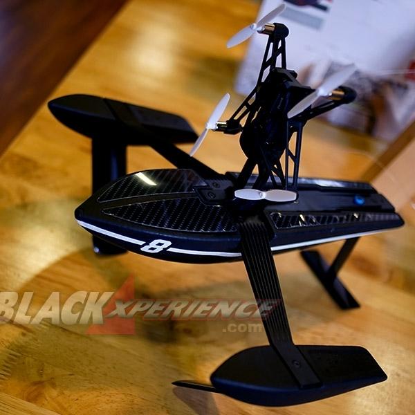 Hybrid Drone, Serunya Jadi Nahkoda Dan Pilot Sekaligus