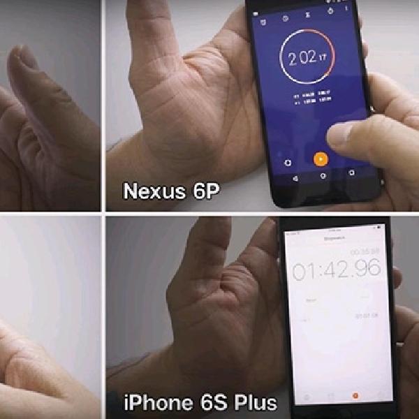 Duel Kecepatan Galaxy S7 Edge, iPhone 6S Plus, Nexus 6P, dan Moto X Pure Edition