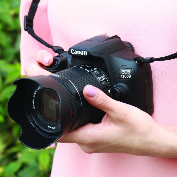Usung Koneksi Nirkabel, Ini DSLR Terbaru Canon