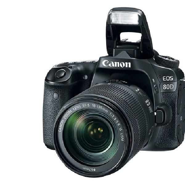 Canon EOS 80D Resmi Diluncurkan
