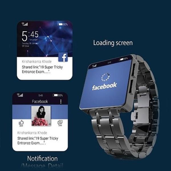 Facebook Dikabarkan Sedang Mengembangkan Smartwatch