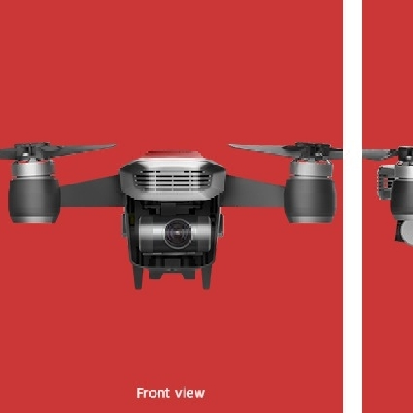 Walkera PERI, Drone Alternatif DJI Spark yang Tak Kalah Mumpuni