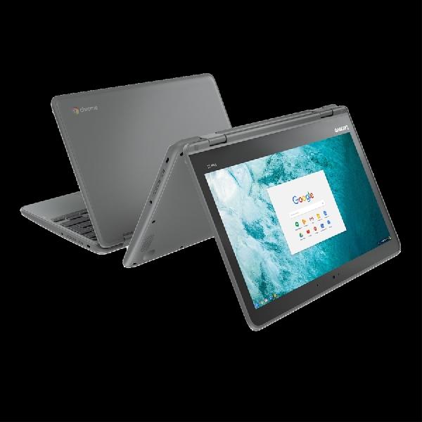Punya Empat Mode, Ini Laptop Konvertibel Chrome Pertama Lenovo